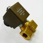 Электрический двухходовой клапан STASTO с катушкой